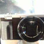 デジタルカメラ買った~!店員のおススメは初心者にも扱いやすい!Eスタの電光掲示板綺麗に撮れたで~!