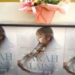 サラ・オレインコンサートに行ってきた!チケット高くてもその価値あり!広島公演は楽しかったよ!