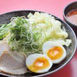 広スタ外伝③広島の『つけ麺』のぼり旗は要チェック!皿と器とスープは心躍るで~!