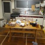 台所の床セルフリフォーム!出来ることで出費節約!「我が家」の維持は大変です!