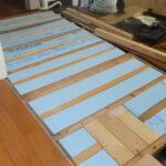床下の湿気対策!乾燥剤と断熱材で床板保護!見えない所こそ大切です!